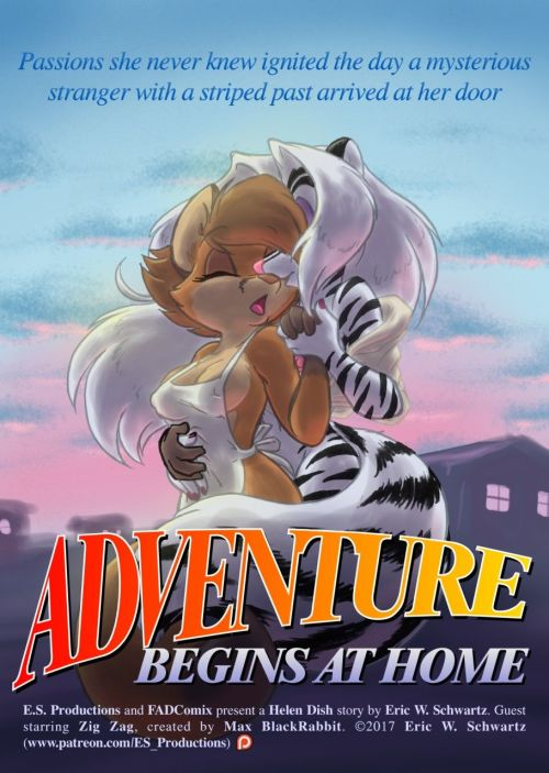 Adventure Begins at Home