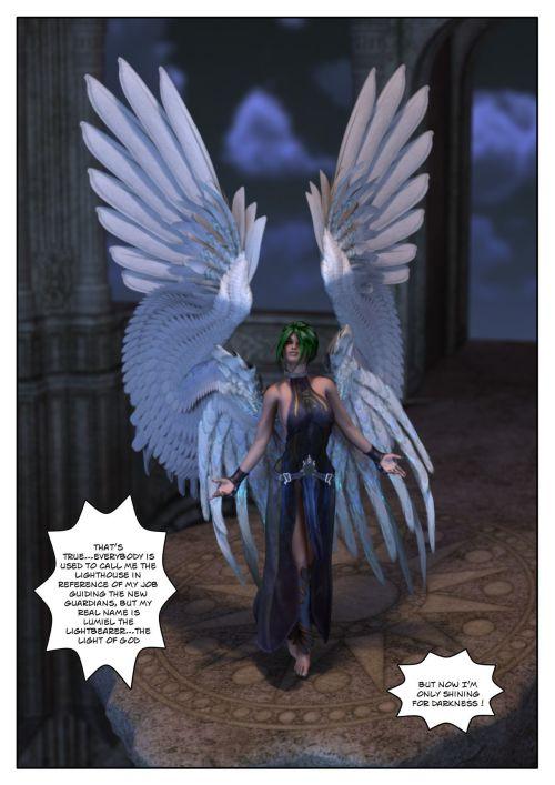 The Fallen Star Ch. 7: The LightBearer - part 8