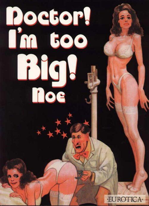 Doctor! Im too Big!